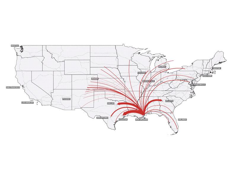 Katrina Migration