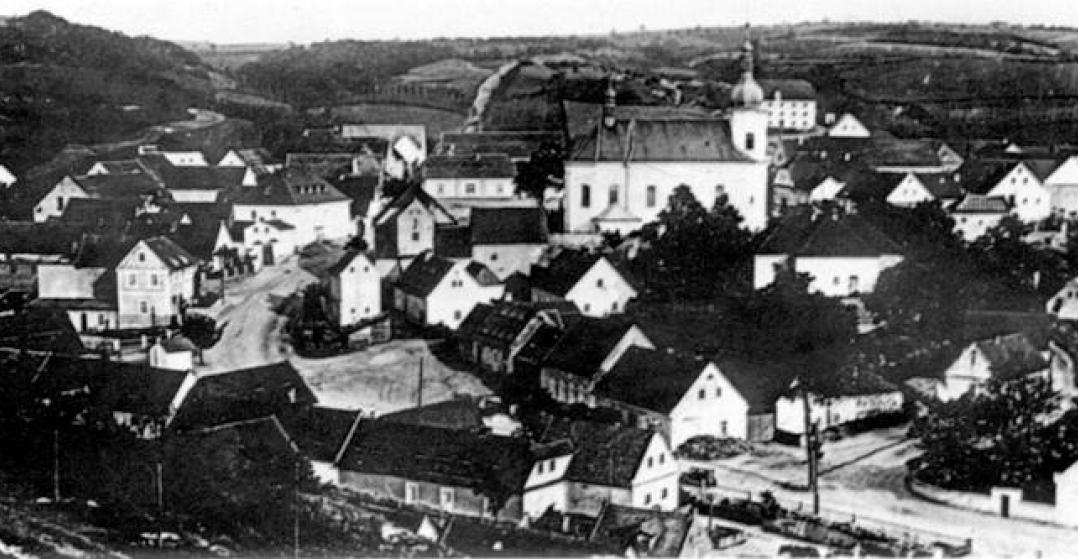 Zürau, the rural Bohemian village where Franz Kafka began to die of tuberculosis.